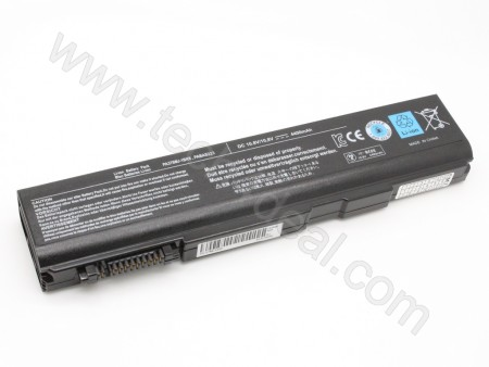 TOSHIBA PA3788U L40 L45 6-Cell 10.8V 4400mAh Replacement Laptop Battery