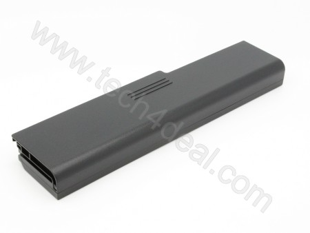 TOSHIBA PA3817U PA3819U A660 A665 Series 6-Cell 10.8V 4400mAh Replacement Laptop Battery
