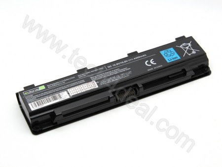 TOSHIBA PA5108U PA5109U  PA5110U 10.8V 4400mah   Replacement Laptop Battery