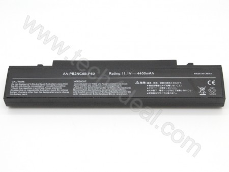 SAMSUNG R40 11.1V 4400mAh 6-Cell Replacement Laptop Battery