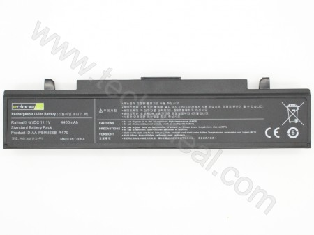SAMSUNG R428 11.1V 4400mAh 6-Cell Replacement Laptop Battery