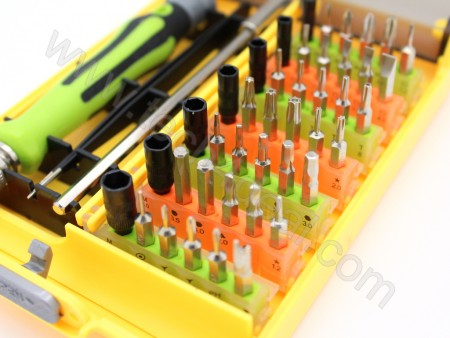 8912 45 pcs Screwdriver M