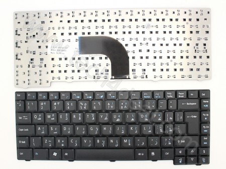 Acer Aspire 2930 Black Keyboard