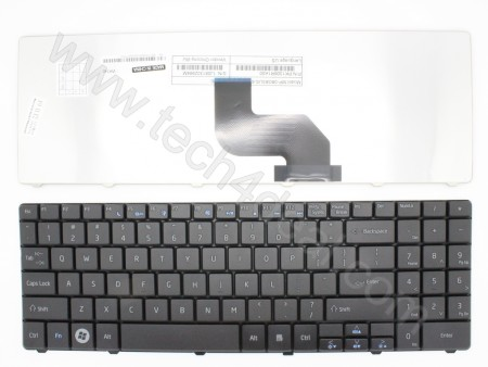 Acer Aspire 5532 5516 5517 E625 Black Keyboard