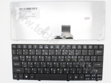 Acer Aspire ONE 761 Black Keyboard