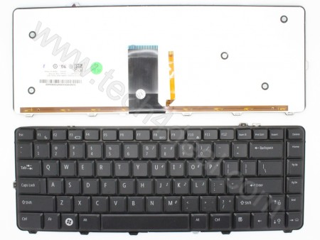 DELL Studio 1535 Black Back-lit Keyboard