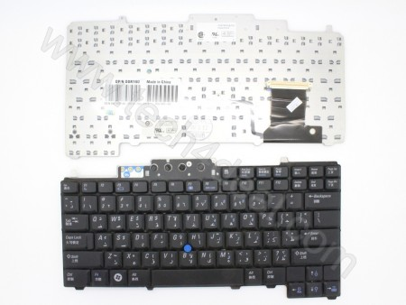 DELL Latitude D620 Keyboard