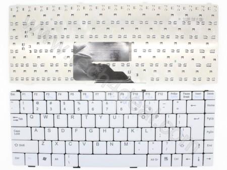 Fujitsu 3405 - V6535 V3515 White Keyboard