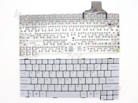 Fujitsu LifeBook S7211 White Keyboard
