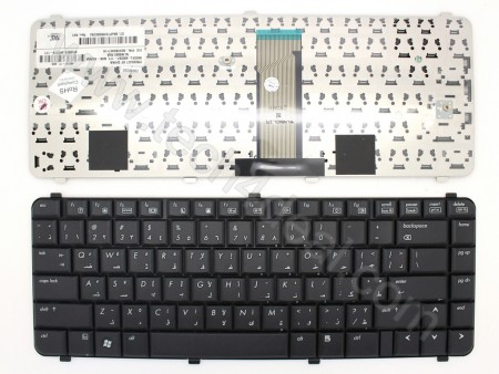 HP Compaq 6730s  6530s Black Keyboard