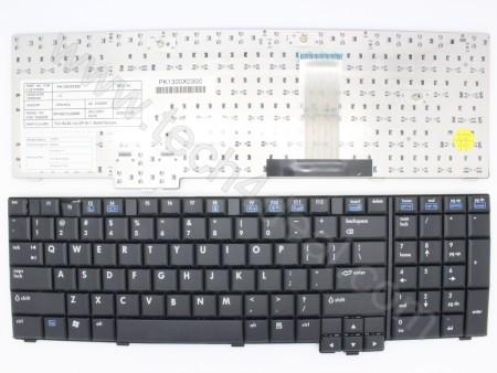 HP Compaq 8710P Black Keyboard