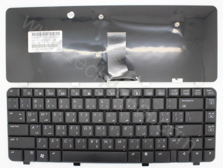 HP Compaq Presario C700 Black Keyboard