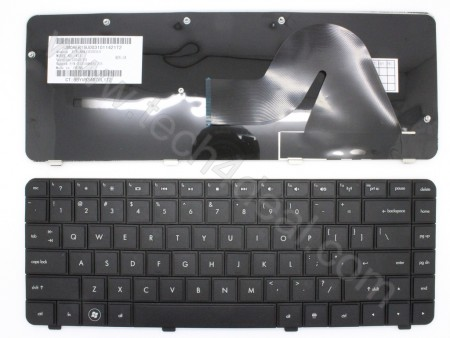 HP Compaq CQ42 Black Keyboard