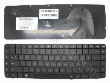 HP Compaq CQ62 G62 Black Keyboard