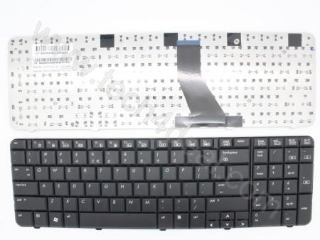 HP Compaq CQ70 G70 Black Keyboard