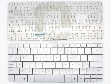 HP Pavilion DM1 Silver Keyboard