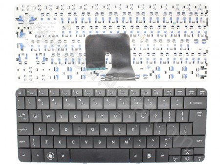 HP Pavilion DV2 Black Keyboard