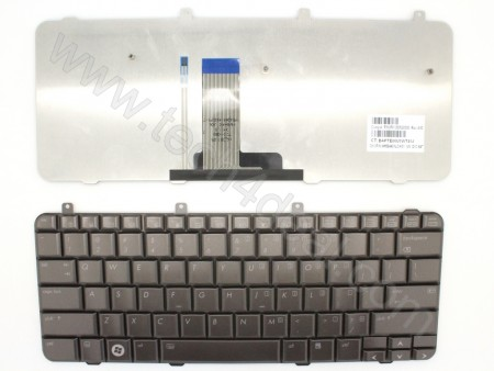 HP / Compaq Pavilion DV3-1000 Brown Keyboard