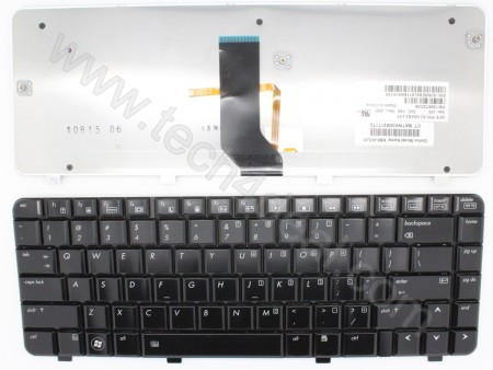 HP Pavilion DV3-2000 Black  Keyboard