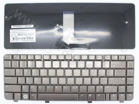 HP Pavilion DV4 Coffee Brown Keyboard