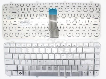 HP Pavilion DV5 Silver Keyboard