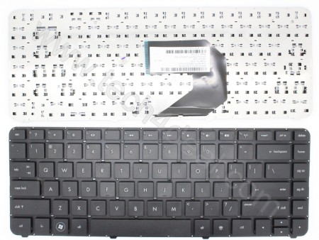 HP Pavilion G4-2000 Black Keyboard