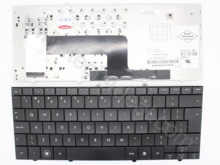 HP Mini 110 Black Keyboard