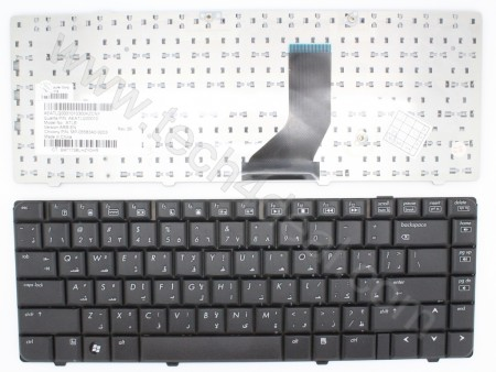 HP Compaq V6000 Balck Keyboard