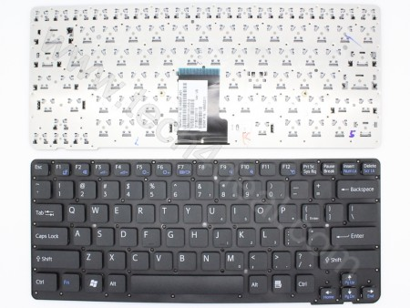 SONY VPC-CA Black Keyboard