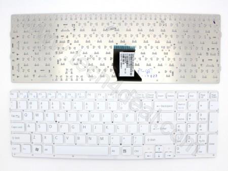 SONY VPC-CB White Keyboard