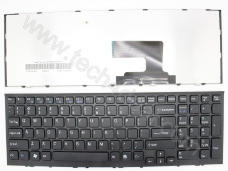 SONY EE Black Keyboard