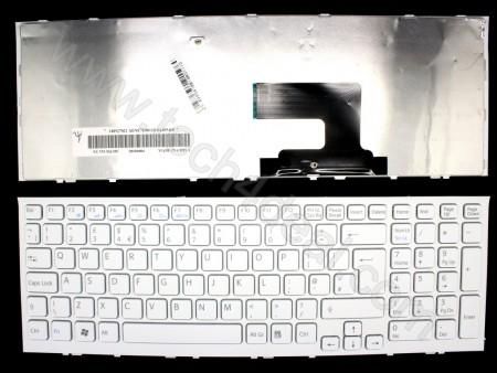 SONY EE Series White Keyboard