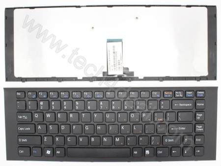 SONY VPC-EG Black Keyboard