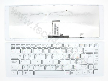 SONY VPC-EG WHITE Keyboard