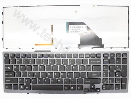 SONY VPC-F Black Keyboard