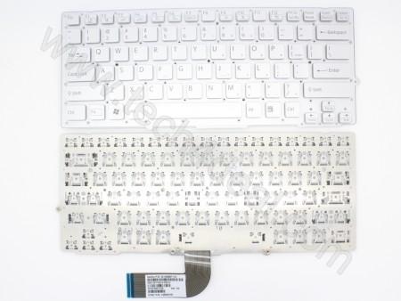 SONY VPC-SA  SD Silver Keyboard