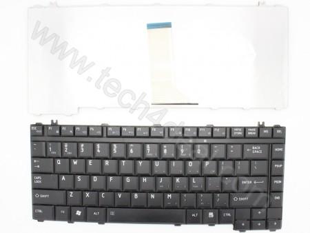 Toshiba M300 L300 A300 M200 L200 Black Matte Keyboard