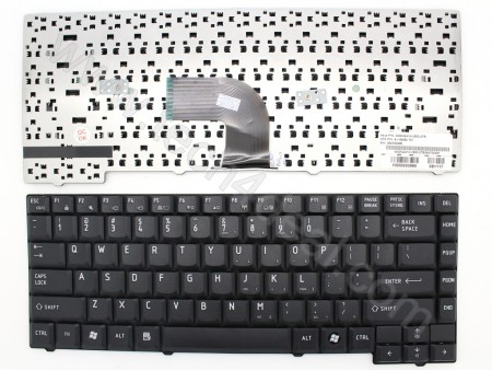 TOSHIBA L40 Black Keyboard