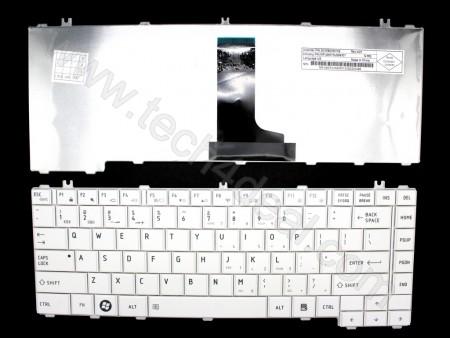 TOSHIBA L600 White Keyboard