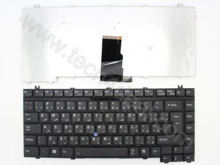 TOSHIBA M20 Black Keyboard