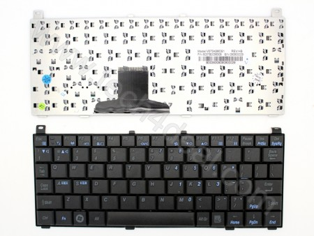 TOSHIBA NB100 Black Keyboard