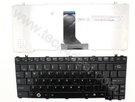 TOSHIBA U500 / U400 Glossy Black Keyboard