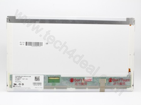 14.0 inch Screen LED 30-Pin HD+ (1600x900) LTN140KT02 / LP140WD1-TPD1 for HP 8440w
