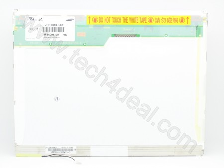 15.0 inch Screen CCFL 30-Pin XGA (1024x768)