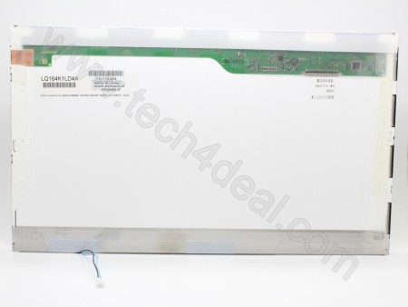16.4 inch Screen CCFL 30-Pin HD+ (1600x900) LQ164D1LD4A