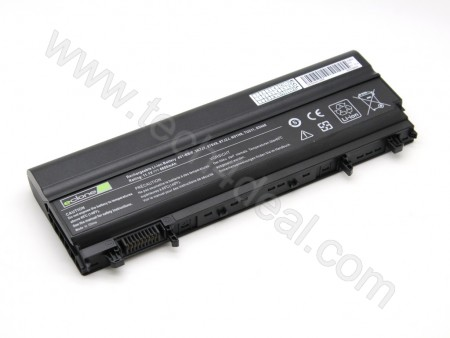 DELL Latitude E5440 11.1V 6600mAh 9-Cell Replacement Laptop Battery