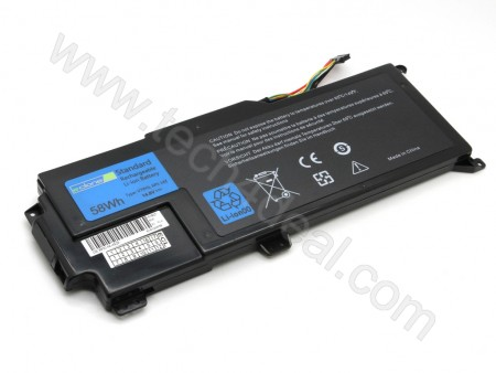 Dell XPS 14Z V79Y0 14.8V 58Wh Replacement Internal Laptop Battery