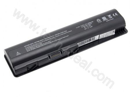 HP Pavilion DV4 DV5 DV6 Compaq CQ40 CQ45 CQ50 CQ60 CQ70 Series 6-Cell 11.1V 4400mAh Replacement Laptop Battery