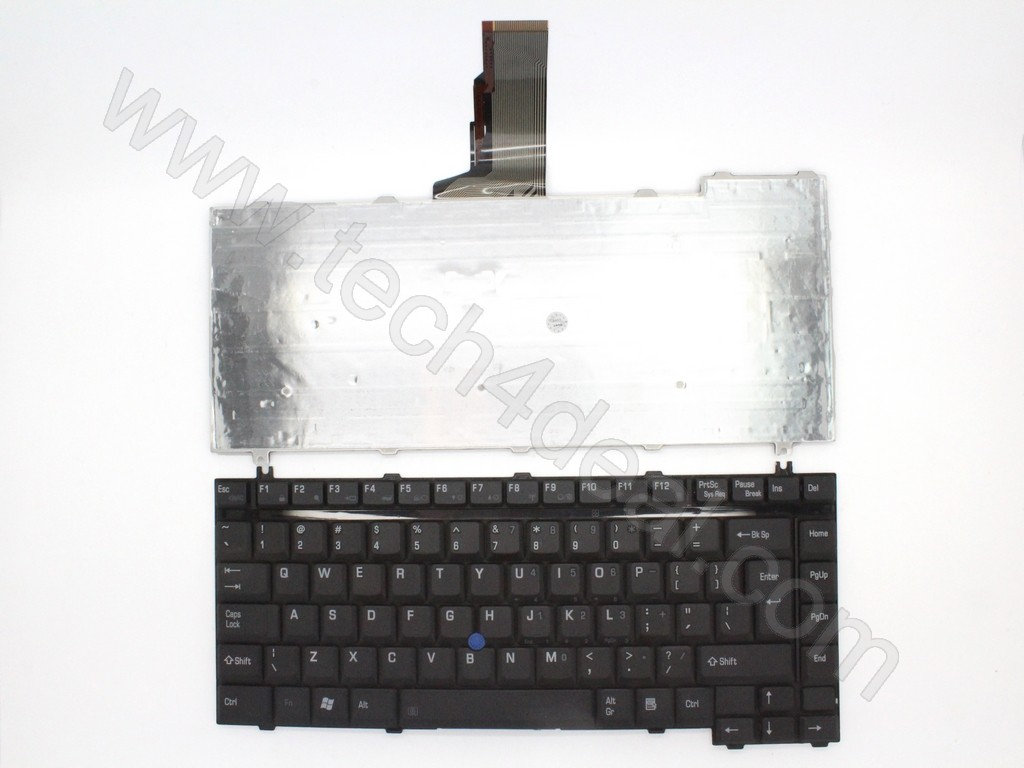 Toshiba A9 With Tracking Point Mouse Black Keyboard For