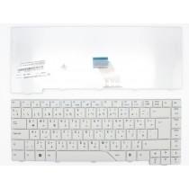 Acer Aspire 4520 White Keyboard
